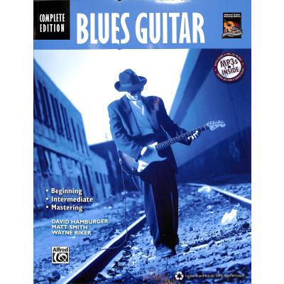 Blues guitar - complete edition