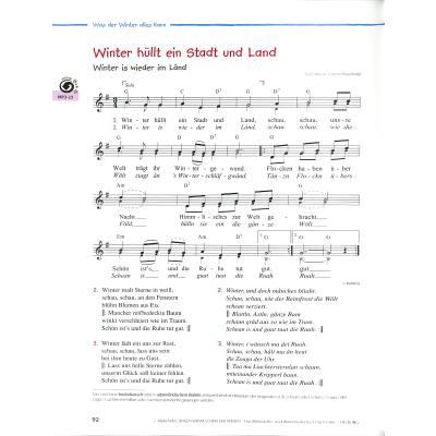Singen wir im Schein der Kerzen