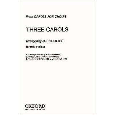 3 carols