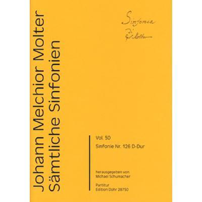 Sinfonie 126 D-Dur MWV 7/126
