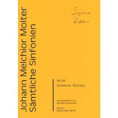 Sinfonie 135 D-Dur MWV 7/135