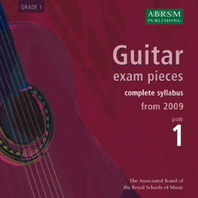 guitar-exam-pieces-from-2009-grade-1