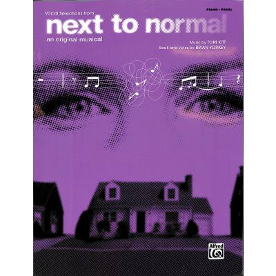 Next to normal - an original musical - vocal se...