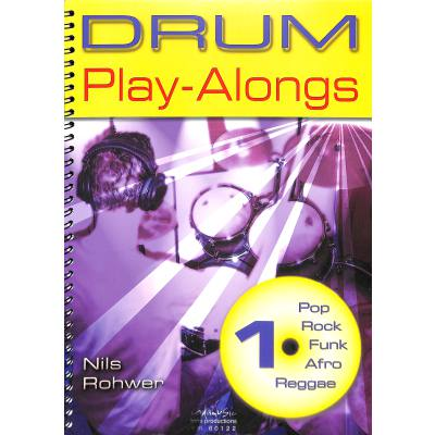 Drum play alongs 1
