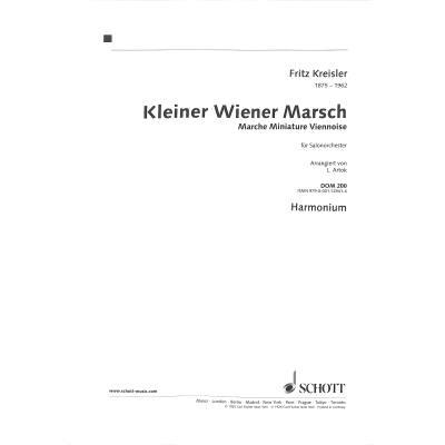 Kleiner Wiener Marsch