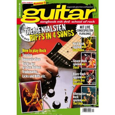 Guitar DVD school of Rock 5
