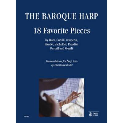 The Baroque harp - 18 favorite pieces