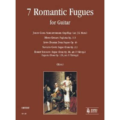 7 romantic Fugues