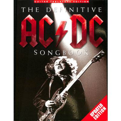 The definitive Ac Dc Songbook - updated edition