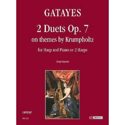 2 Duets op 7 on themes by Krumpholtz