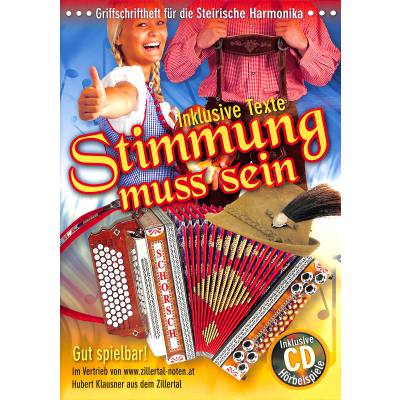 STIMMUNG MUSS SEIN