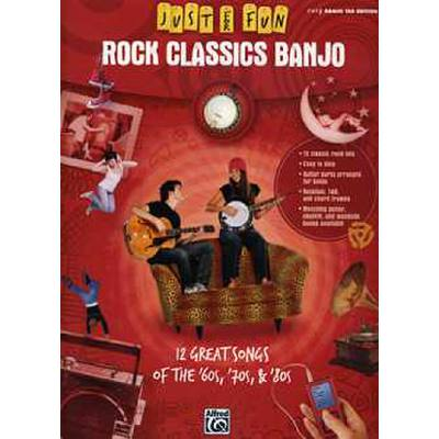 Just for fun - Rock classics Banjo