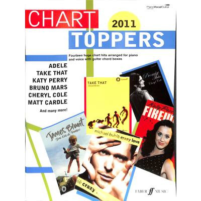 Chart toppers 2011
