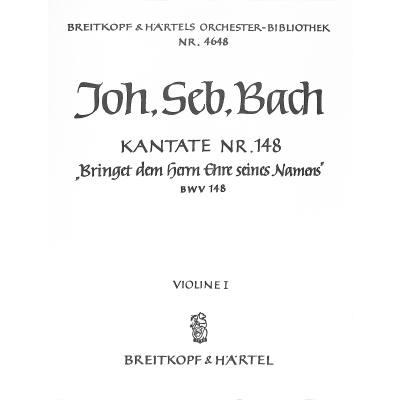 bringet-dem-herrn-ehre-seines-namens-bwv-148