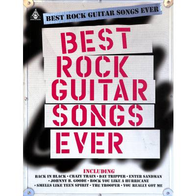 Best Rock guitar songs ever