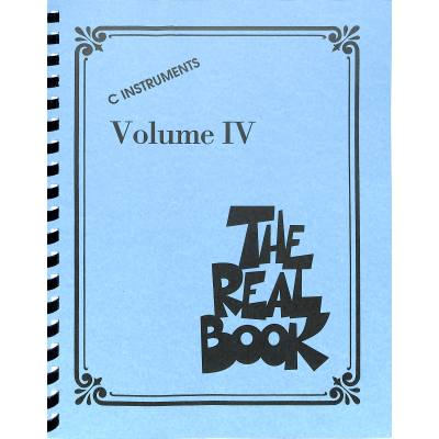 The real book 4