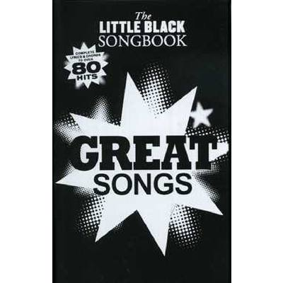 the-little-black-songbook-great-songs