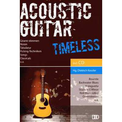 Acoustic guitar - timeless