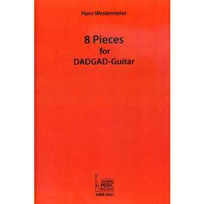 8 pieces for DADGAD guitar
