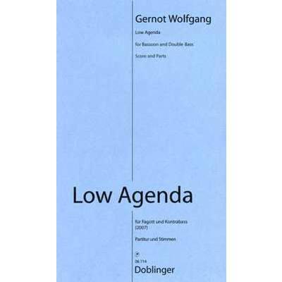 low-agenda