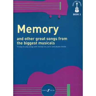 Memory + other great songs from the biggest Musicals
