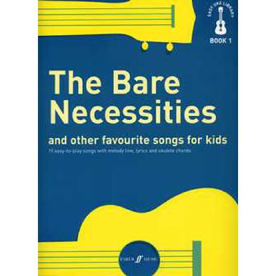 The bare necessities and other favourite songs for kids