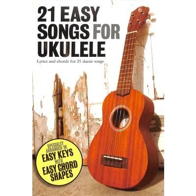 21 easy songs for ukulele