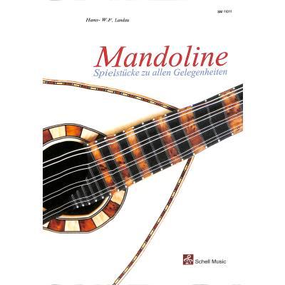Faszination Mandoline - Spielstücke zu allen Gelegenheiten