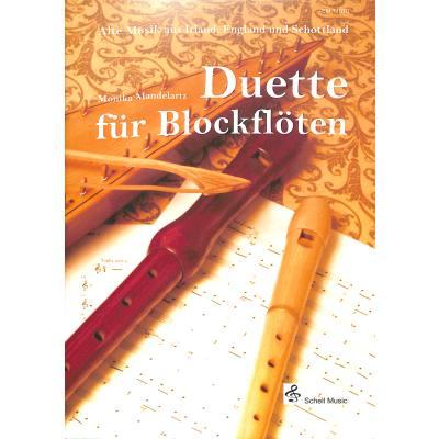 Duette fuer Blockfloeten   Alte Musik aus Irlan...