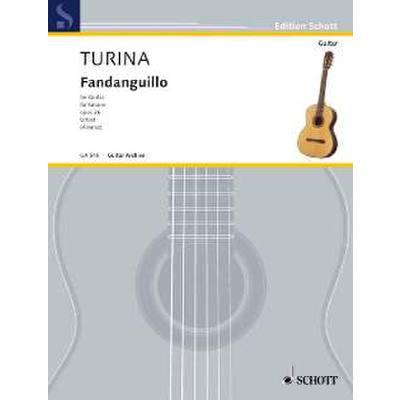 Fandanguillo op 36