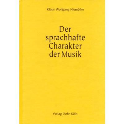 Der sprachhafte Charakter der Musik