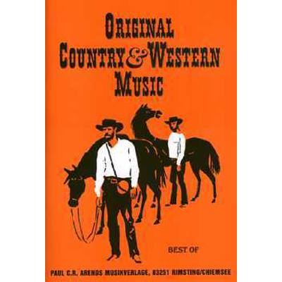 Original Country + Western music - Best of