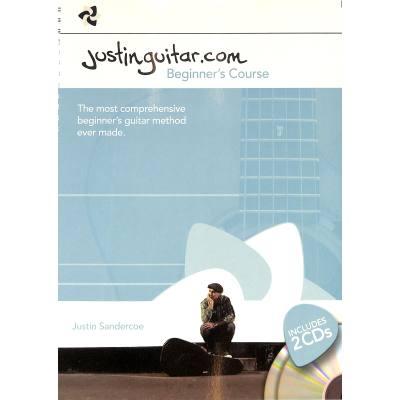 Justinguitar.com beginner's course
