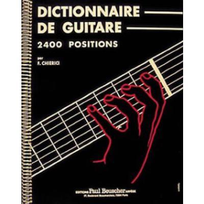 Dictionnaire de guitare | Grifftabelle
