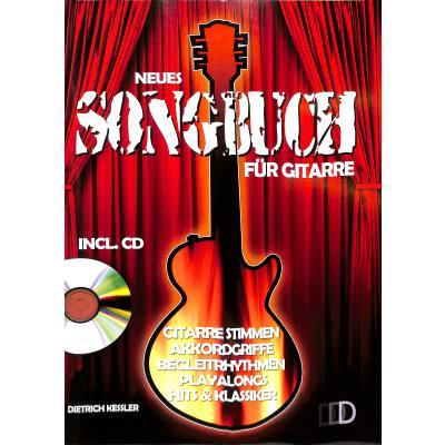 Neues Songbuch für Gitarre