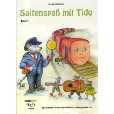 Saitenspass mit Tido 1