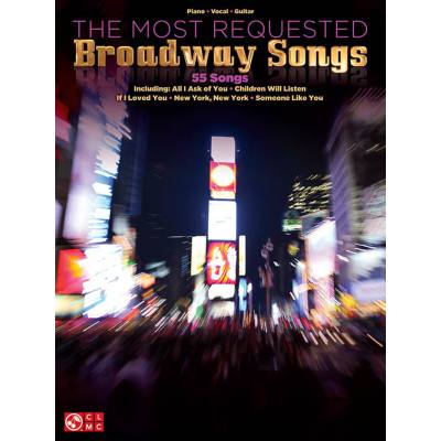 the-most-requested-broadway-songs