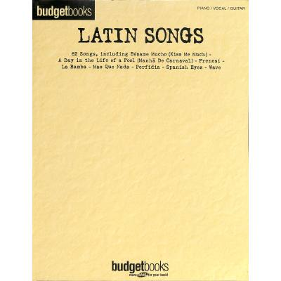 budget-books-latin-songs