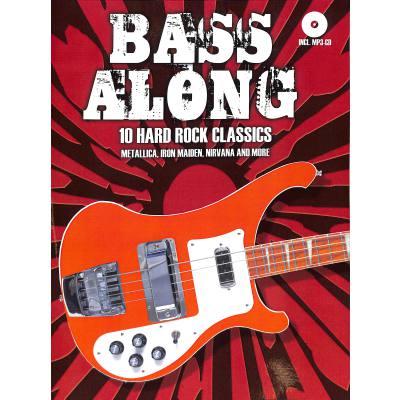 Bass along 3 - 10 Hard Rock classics