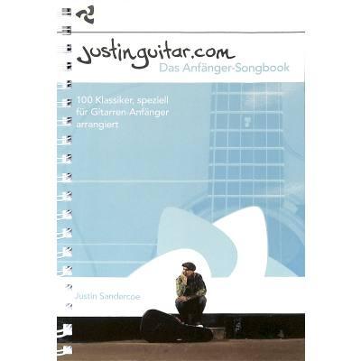 justinguitar-com-das-anfaenger-songbook
