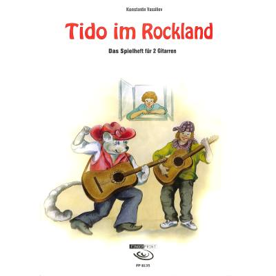Tido im Rockland | Spielheft 1