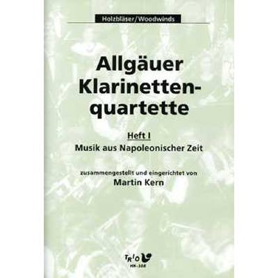 allgauer-klarinettenquartette-1-musik-aus-napoleonischer-zeit