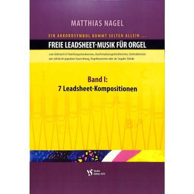 Freie Leadsheet Musik fuer Orgel 1 | 7 Leadshee...