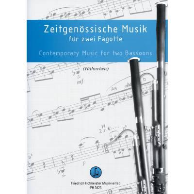 Zeitgenoessische Musik