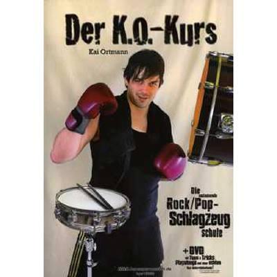 Der KO Kurs   Die umfassende Rock Pop Schlagzeu...