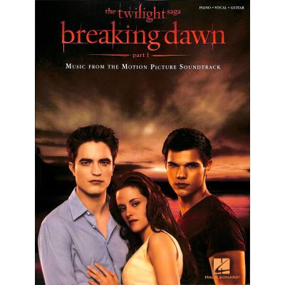 The Twilight Saga - Breaking dawn 1