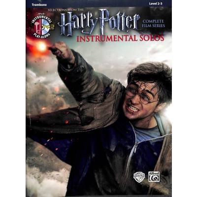 Selections from Harry Potter complete film seri...