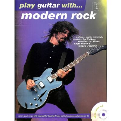 Play guitar with - modern Rock