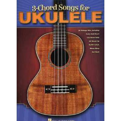 3 chord songs for ukulele