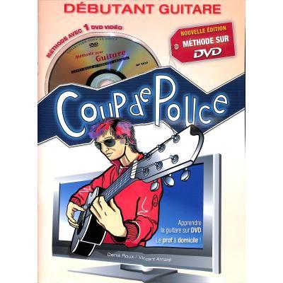 Coup de pouce - debutant guitare